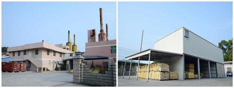Melamine Compound Factory