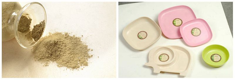 Melamine Bamboo Powder and Melamine Trays