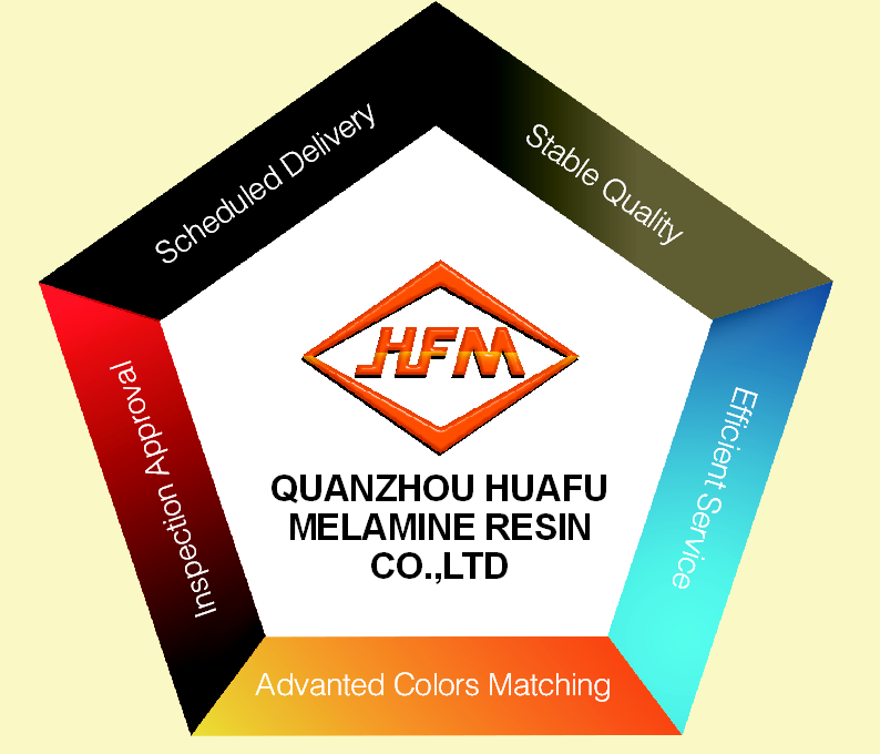 The Advantages of Huafu Melamine Resin Powder